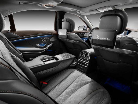 Zoom sur la Mercedes Classe A