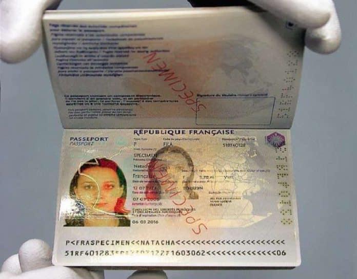 Où se trouve le numéro de passeport