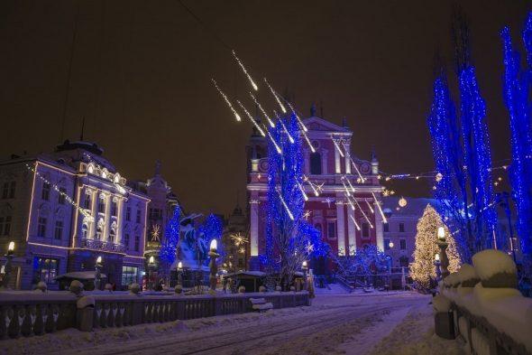 Les meilleures destinations pour les fêtes de fin d'année