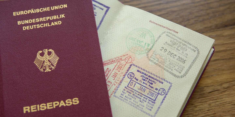 numéro de passeport