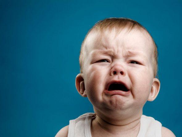 Pourquoi mon bébé pleure-t-il ?
