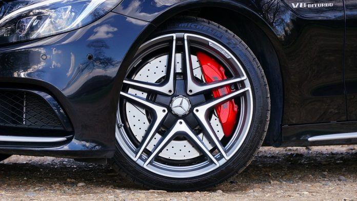 roues voiture
