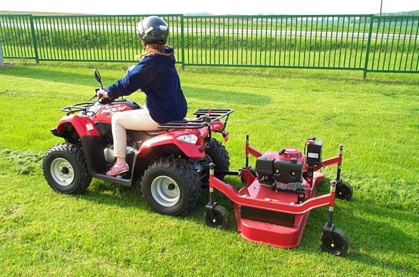 Comment choisir son tracteur tondeuse ?